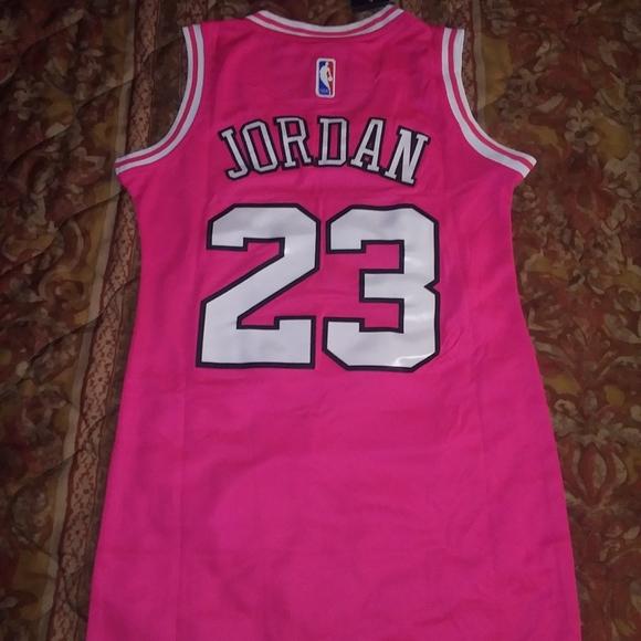 NBA Dresses | Womens Jersey Dressfinal Price Drop | Poshmark